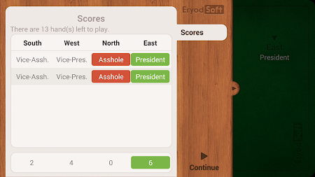 President - Card Game - Free 2.1.1 screenshot 8295