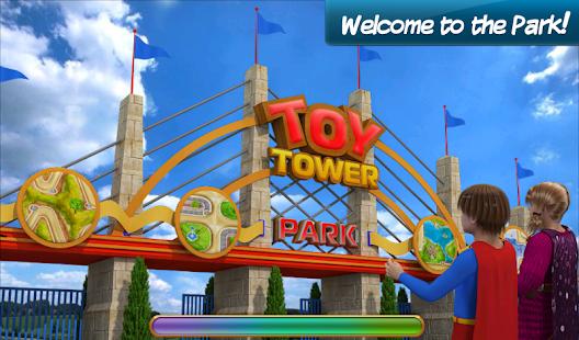 Toy Tower® SAGA: Defense Game