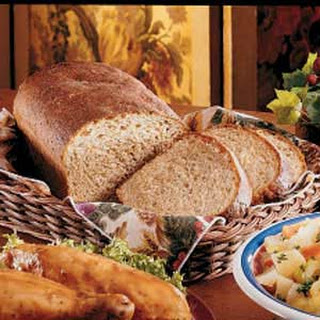 Healthy Wheat Bread