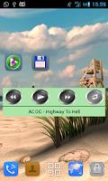Screenshot of Box MP3 Folder Music Player