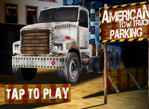 玩模擬App|重型牽引車停車3D免費|APP試玩