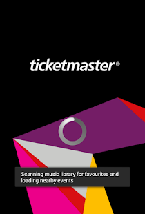 Ticketmaster NZ - screenshot thumbnail