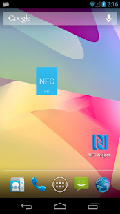 NFC Widget- screenshot thumbnail