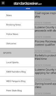The Hazleton Standard-Speaker- screenshot thumbnail