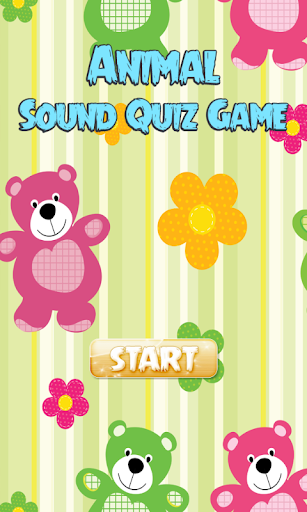 Animal Sound Quiz Game