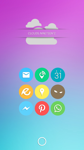 Sorus - Icon Pack app for Android screenshot