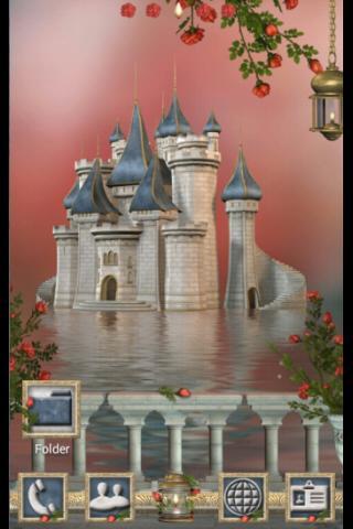 Apex GO Theme Fantasy Castle