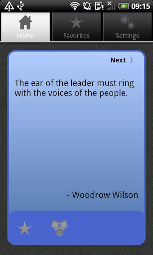Leadership Quotes App