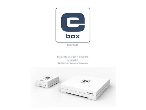 Ebox - Tablet