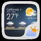 Moonlight GO Weather EX icon