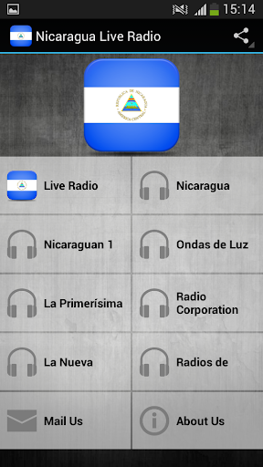 Nicaragua Live Radio