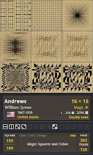 Magic Squares Atlas - screenshot thumbnail