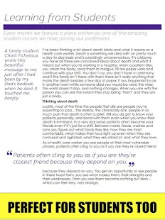 Wellbeing for Nurses Magazine- screenshot thumbnail