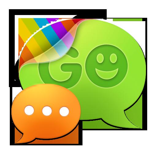 GO SMS Pro Cornner theme