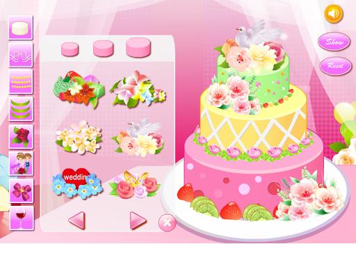 完美婚禮蛋糕HD