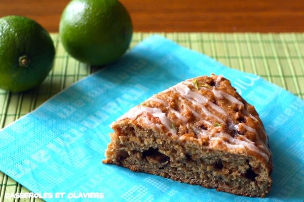 Banana and Lime Cake Recipe