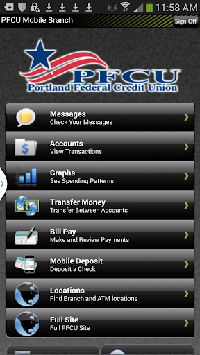 Portland FCU Mobile Banking
