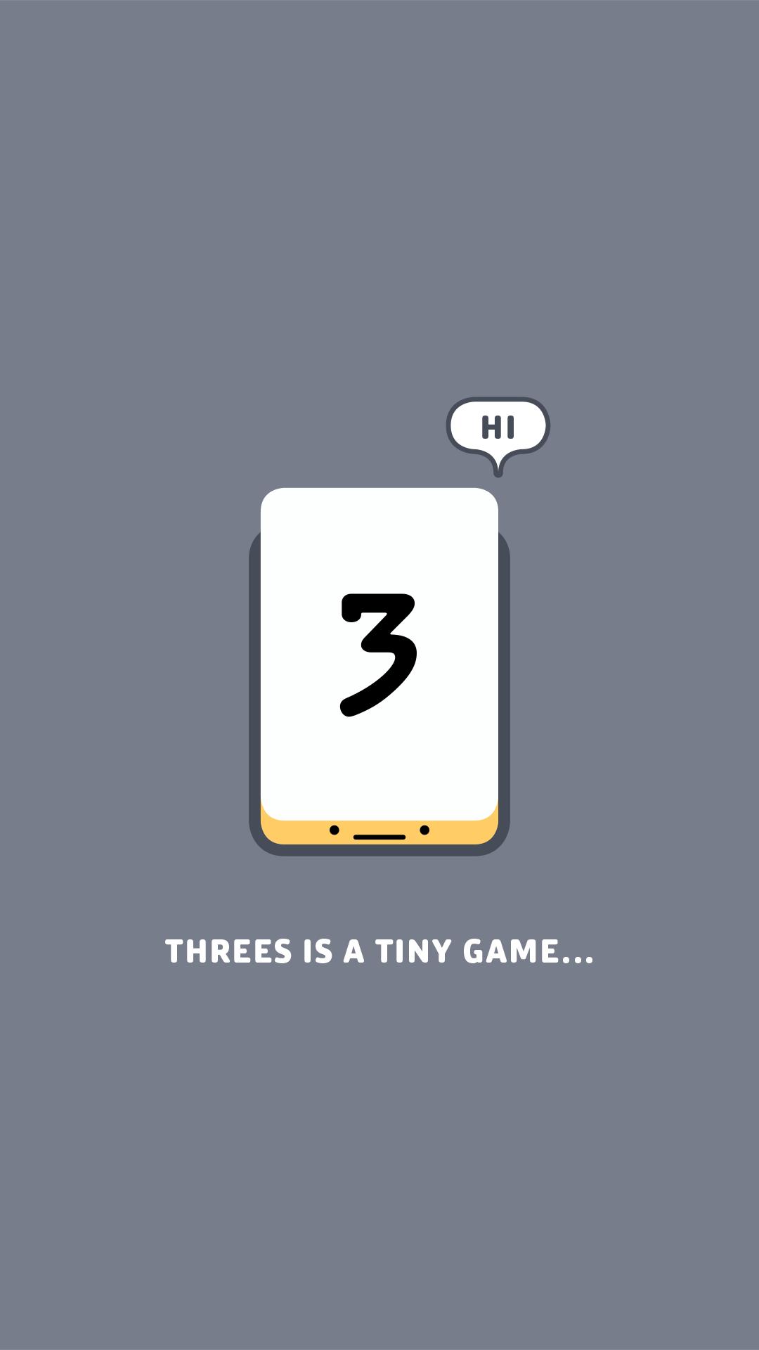 Threes! screenshot #2