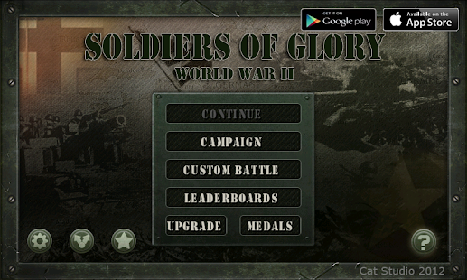 Soldiers of Glory: WW2 Free- screenshot thumbnail