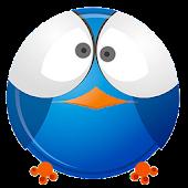 Tweet Birds Live Wallpaper