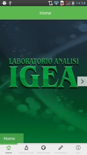 Laboratorio Igea
