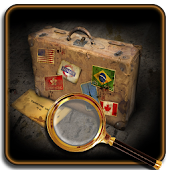 Travel. Hidden objects