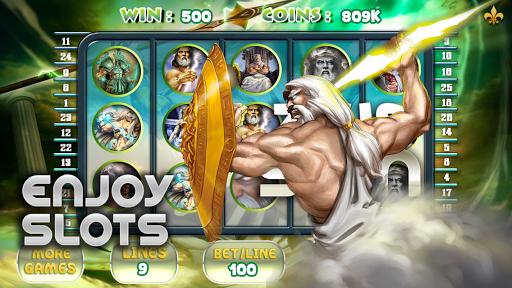 Ancient Zeus Slots
