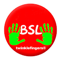 BSL Fingerspelling Part A logo