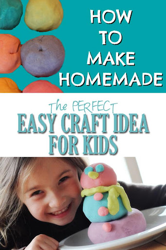 Easy Craft Idea For Kids