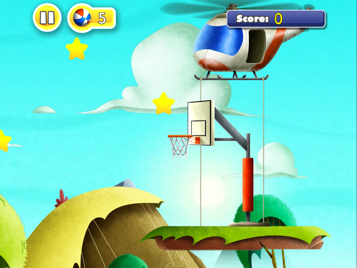 Globetrotter Trick Shots - screenshot
