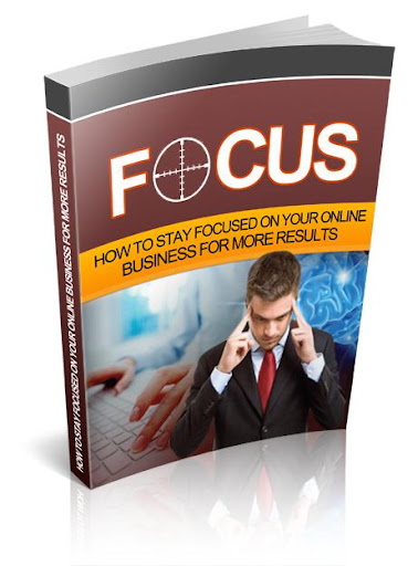 Focus How to stay Focused