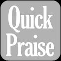 빠른찬양찾기 Quick Praise logo