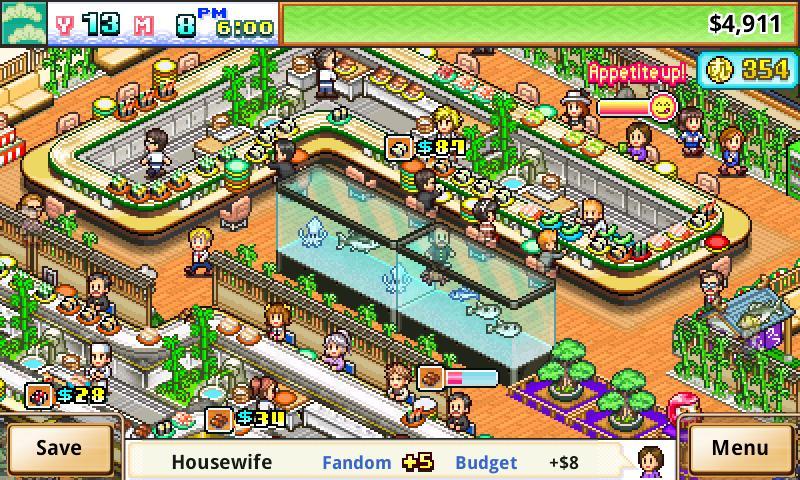 The Sushi Spinnery screenshot #1