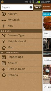Scoutmob local deals & events- screenshot thumbnail