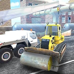 construction driver 3D for PC and MAC