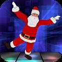 Dancing Santa 3D