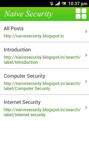 Naive Security