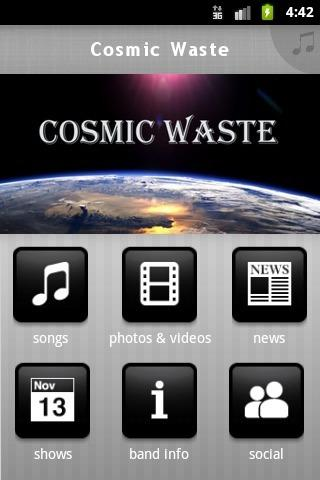 Cosmic Waste - screenshot
