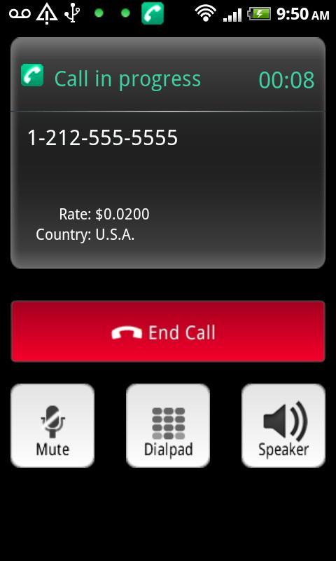 mobeefreePro - VoIP Dialer- screenshot
