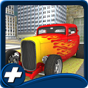 Hot Rod Parking simulation icon