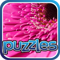 Flower Puzzles - FREE Game icon