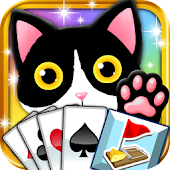 Kitty Solitaire & Sweeper!
