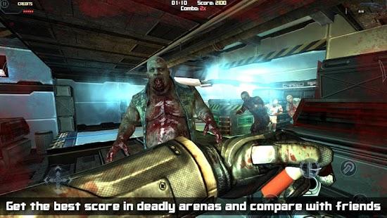بازی اثر مرده Dead Effect v1.0