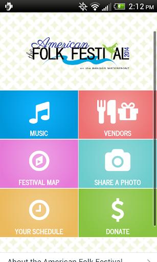 American Folk Festival