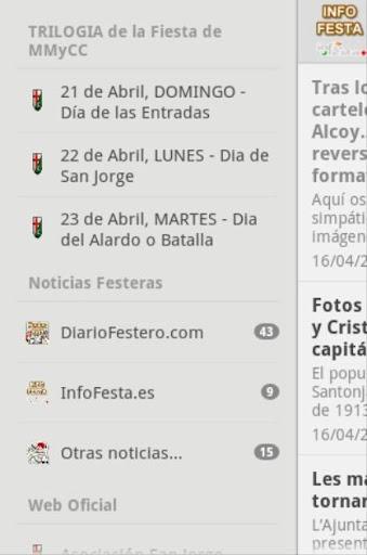 Moros y Cristianos Alcoy 2013