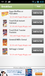 Piggly Wiggly Midwest screenshot 1
