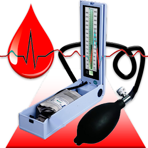 Acc. Blood Pressure(BP)Monitor APK