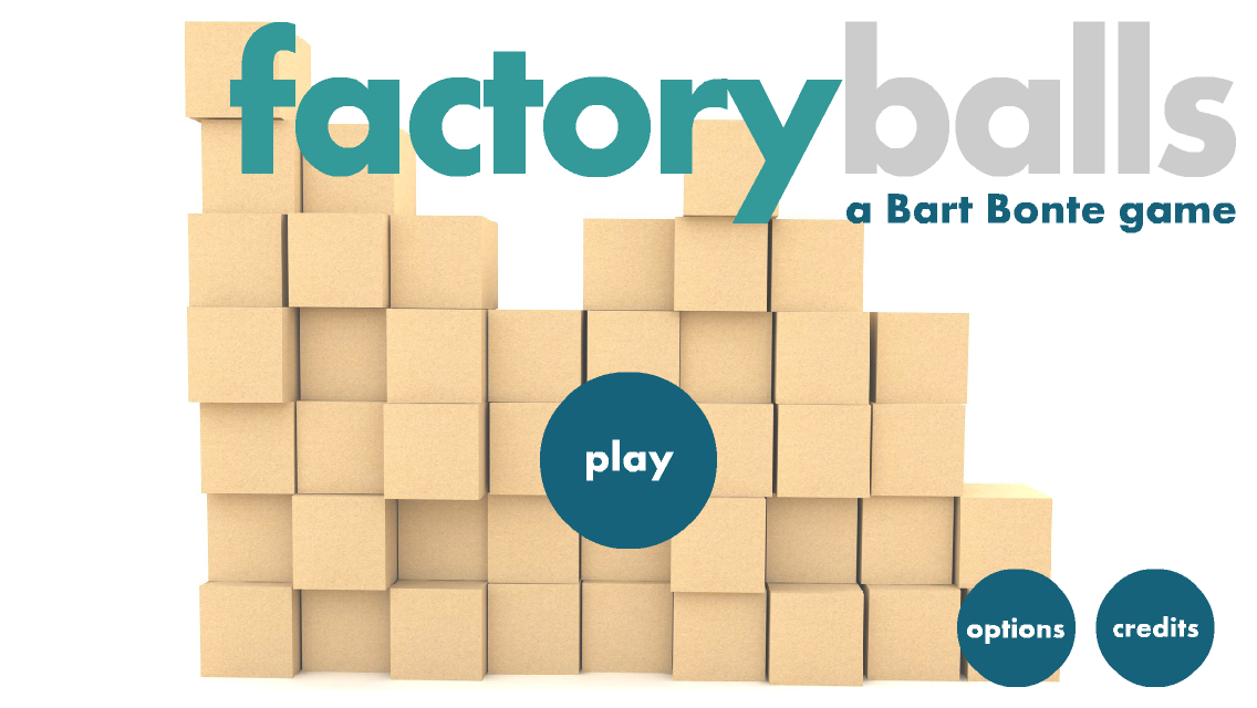 factory balls - screenshot