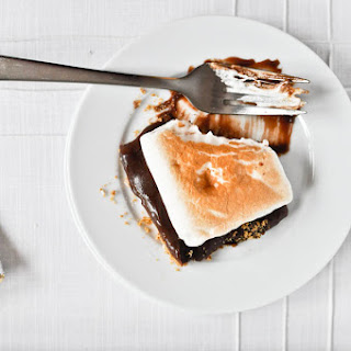 No Bake S'mores Bars.
