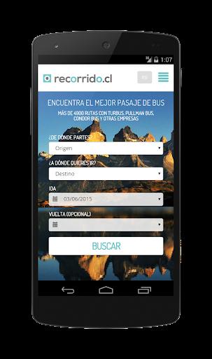 Recorrido.cl - Blog